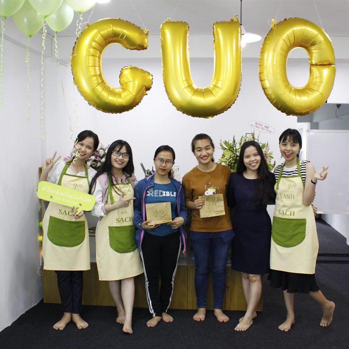 Viện Son Sạch GUO đã tồn tại suốt 3 năm qua với thế mạnh thương hiệu là son không chứa chì.