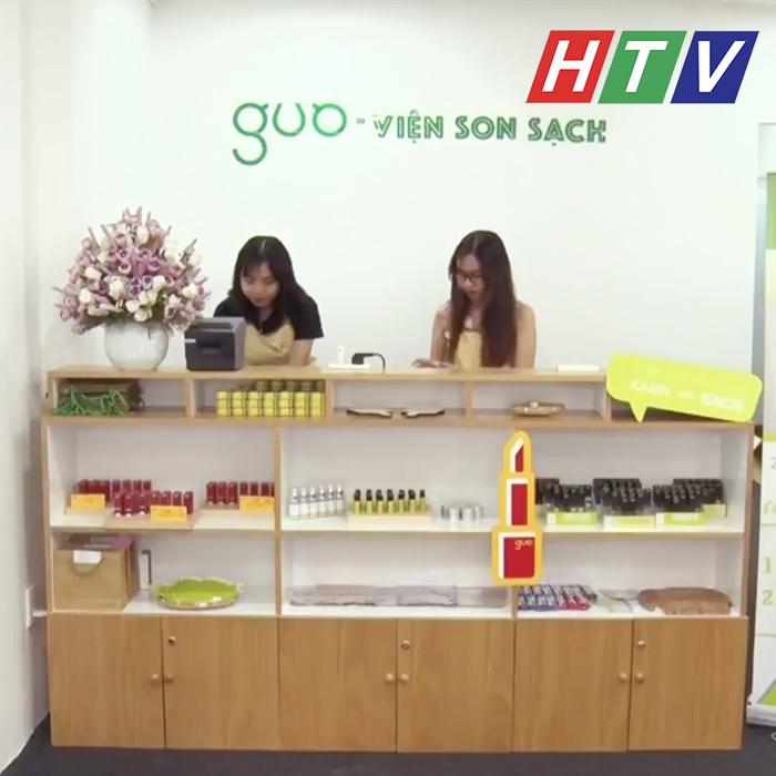 Son Sạch GUO trên HTV
