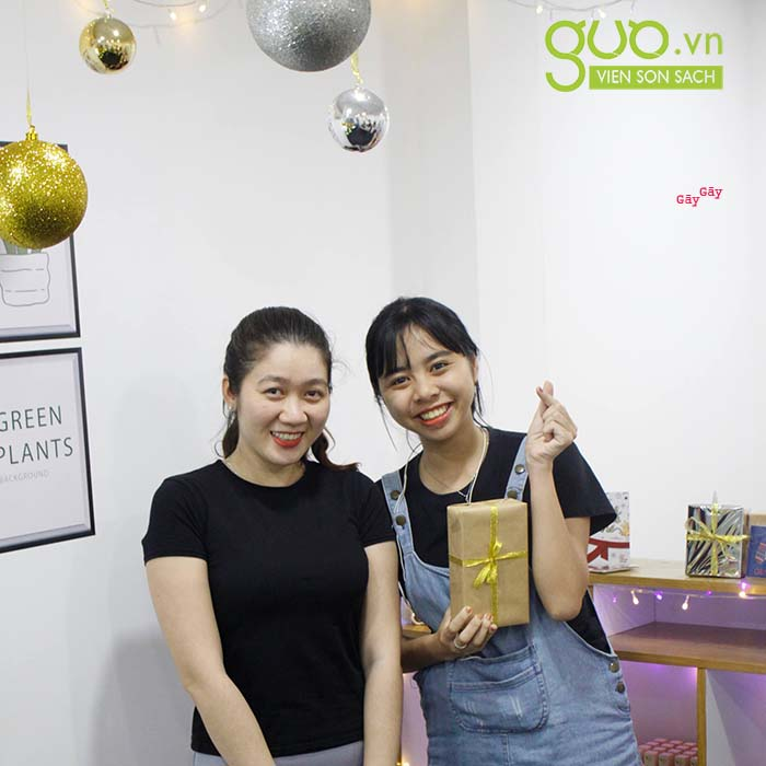 Niềm vui của khách hàng tại Cửa hàng GUO (Bùi Thị Xuân)