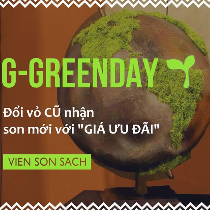 chương trình g-greenday của GUO