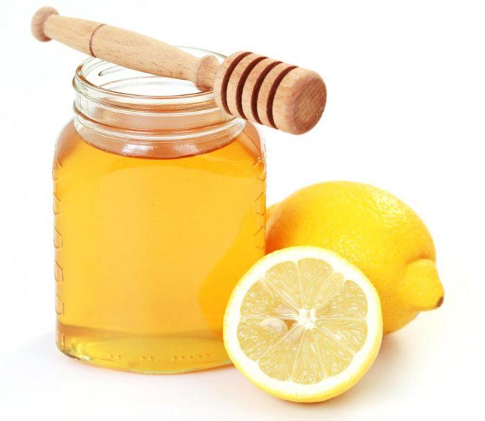 lemon+honey