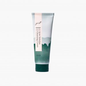 Sữa Rửa Mặt Than Tre Tràm Trà GUO Acne Solution Cleansing Cream