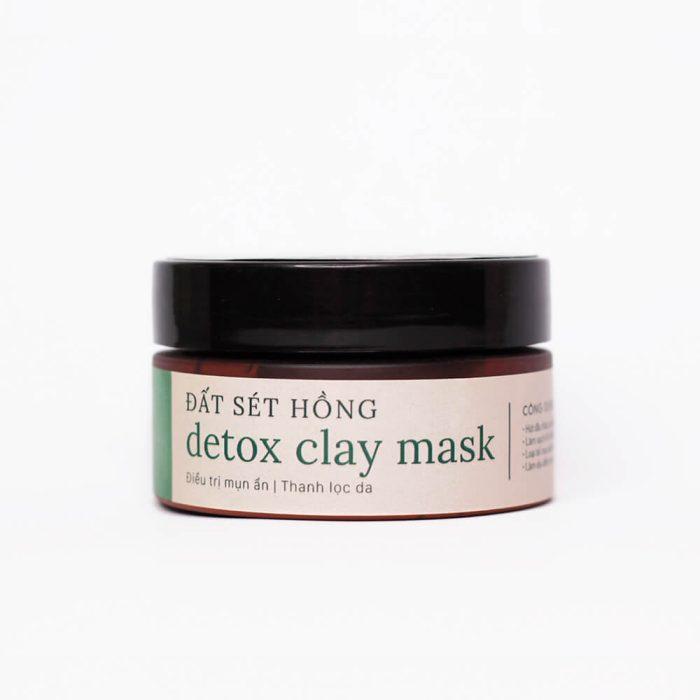 Mặt Nạ Thải Độc Đất Sét GUO Detox Clay Mask