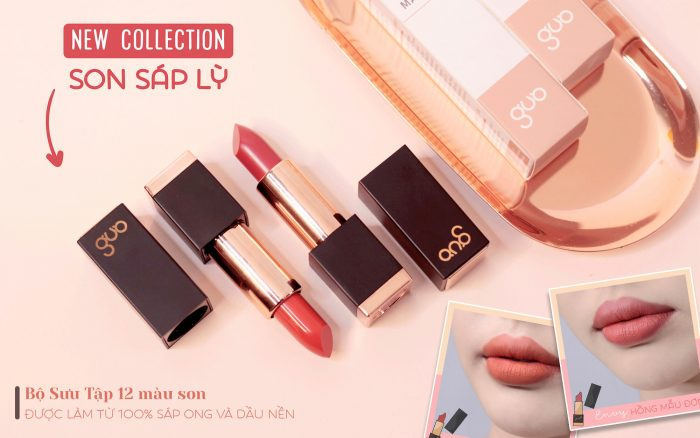 Son sáp lỳ GUO